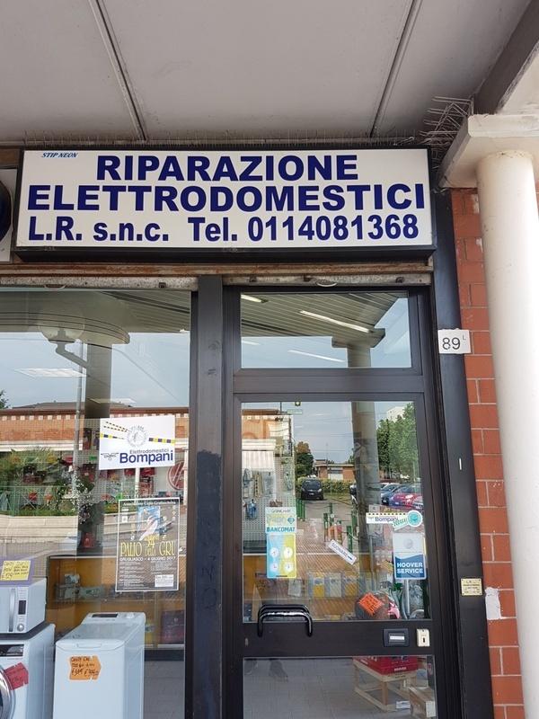 LR Riparazione Elettrodomestici