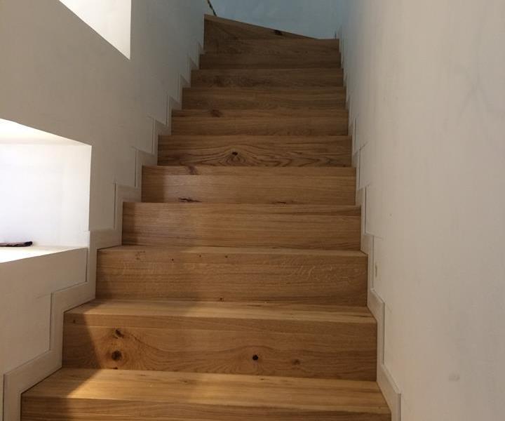scala legno
