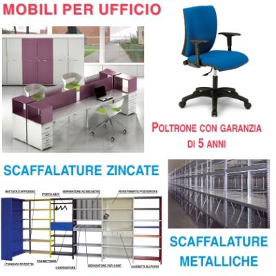 M d arredamenti roma via acqui 37 for Arredamenti ufficio roma