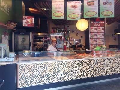 Pizzeria La Credenza Bari : Ristorazioni a bari quartiere san nicola paginegialle