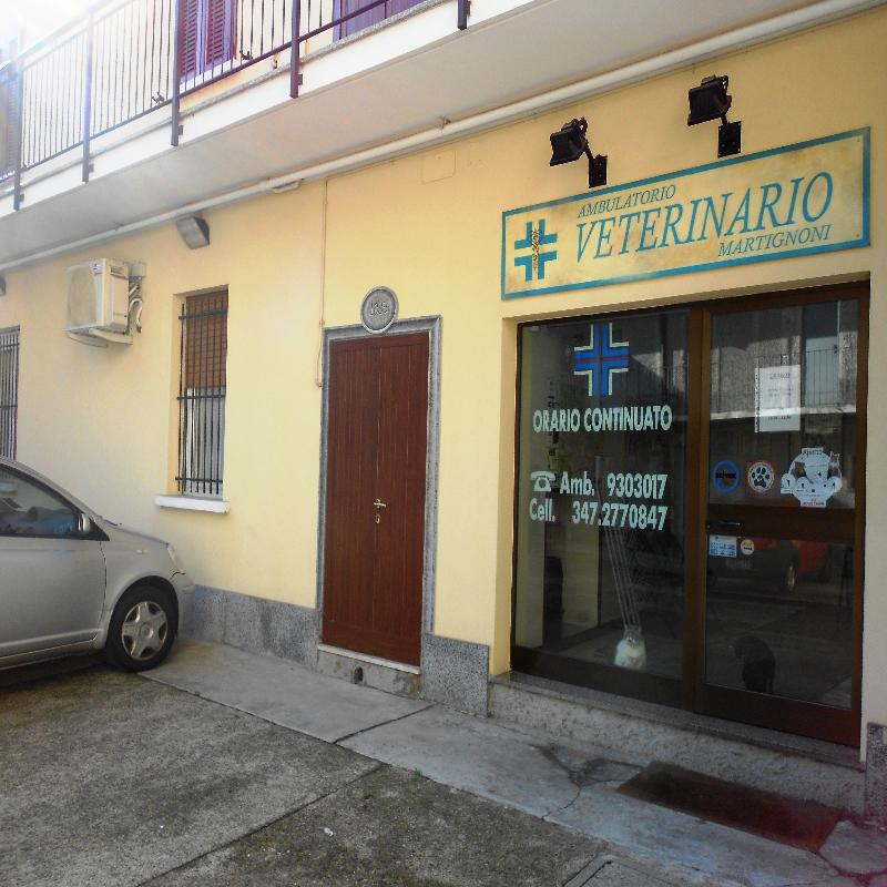 Ambulatorio Veterinario Martignoni Dott.ssa Benedetta