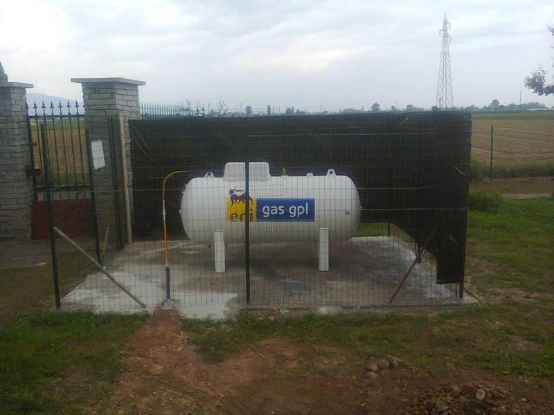 Gas metano e gpl piumetti gas cuneo paginegialle casa - Bombole metano per casa ...