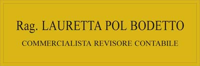 Studio Commercialista Pol Bodetto Lauretta