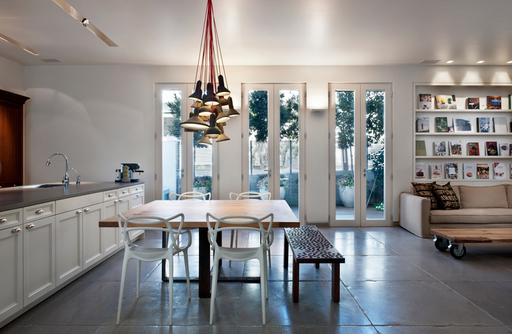 Porta finestra in PVC alluminio legno