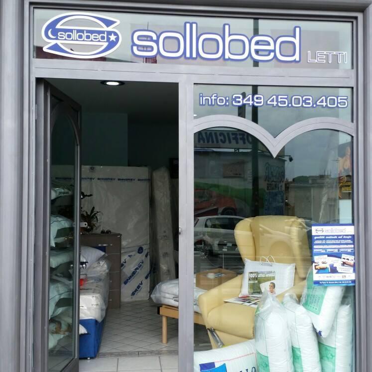 Preventivo per Sollobed Materassi e Letti Napoli - PagineGialle Casa