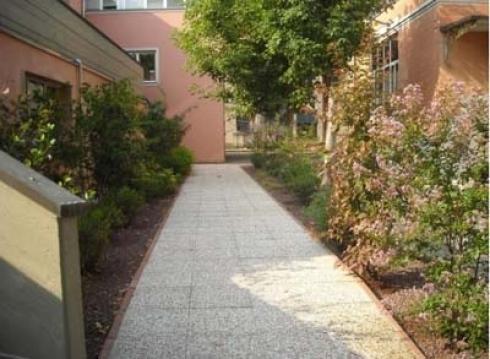 Preventivo per cooperativa p g frassati mantova for Progettazione giardini cremona
