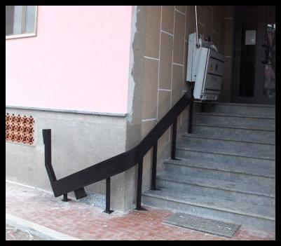 SERVO-SCALE A PIATTAFORMA