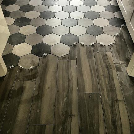 posa mosaici