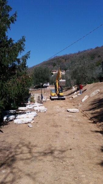 Preventivo per gaia realizzazione giardini firenze for Realizzazione giardini firenze