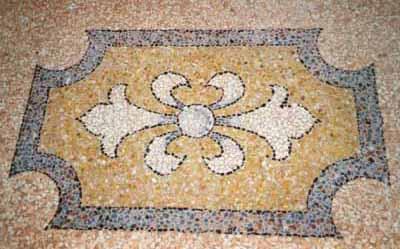 Pavimenti mosaici