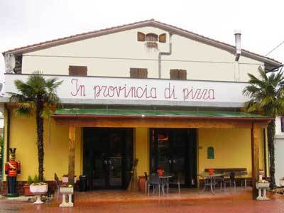 Pizzeria in Provincia di Pizza