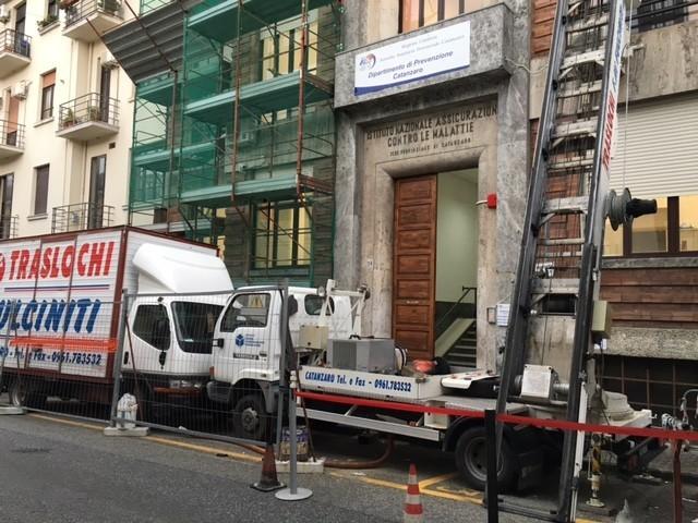 Traslochi fulciniti catanzaro viale magna grecia 85 for Ditte di mobili