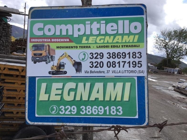 COMPITIELLO LEGNAMI