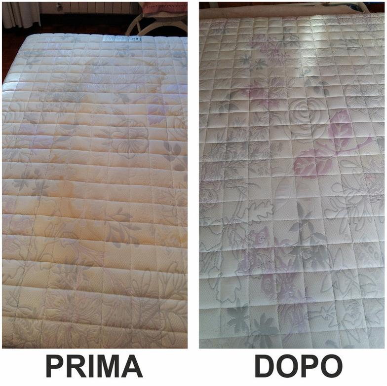 pulizia materassi