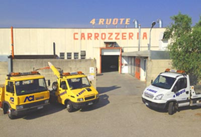 Carrozzeria 4 Ruote - Caorle Gomme