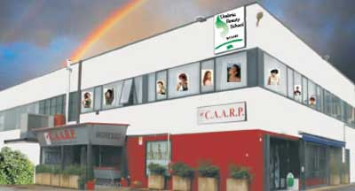 C.A.A.R.P. - Umbria Beauty School