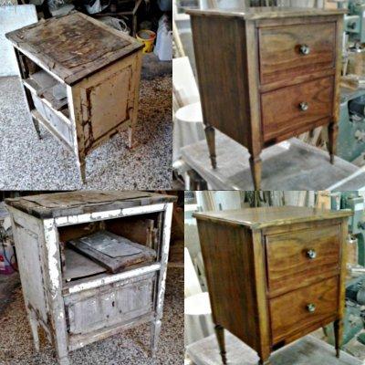 Capecchi e andreini restauro mobili antichi pistoia via - Bartolomeo mobili ...