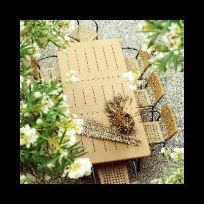 Tavolo giardino