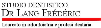 Studio Dentistico Lang Dr. Frederic