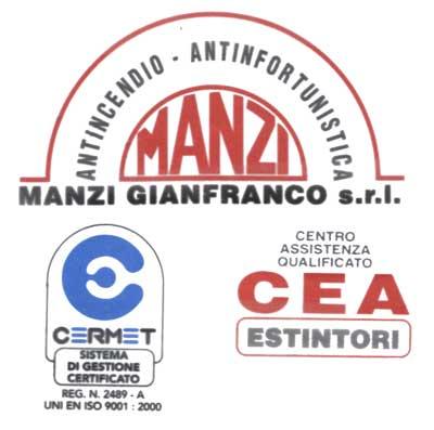 MANZI GIANFRANCO - ANTINCENDIO