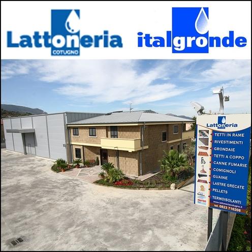 Lattoneria Cotugno - Italgronde