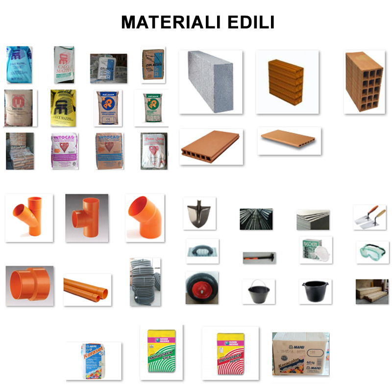 materiali edili
