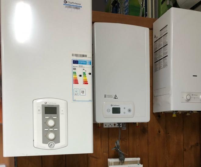 Riscaldamento; Caldaie; Scaldacqua; Boiler; Pompe di calore; Radiatori; Condizionatori; Ventilconvettori.
