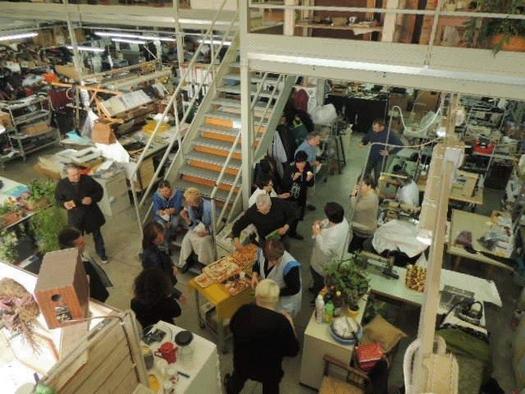 867a508c73 Pelletteria produzione a Bientina Via della Vecchia Stazione ...