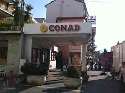 Conad City - San Martino Sanremo
