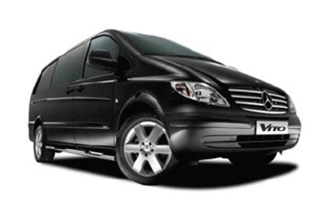 Shuttle Vito Mercedes