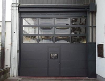 Cancello garage