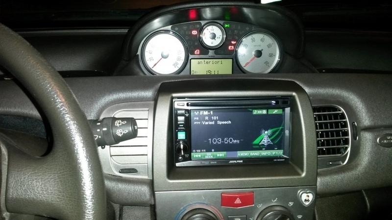 Installazione computer di bordo in auto, Rieti