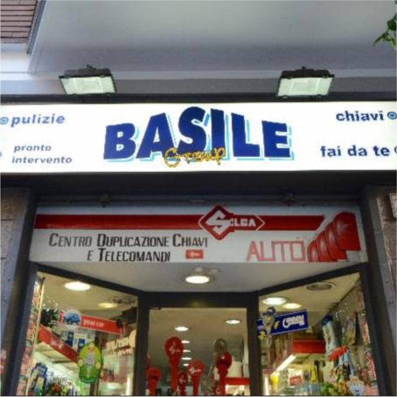 Basile Group Lab
