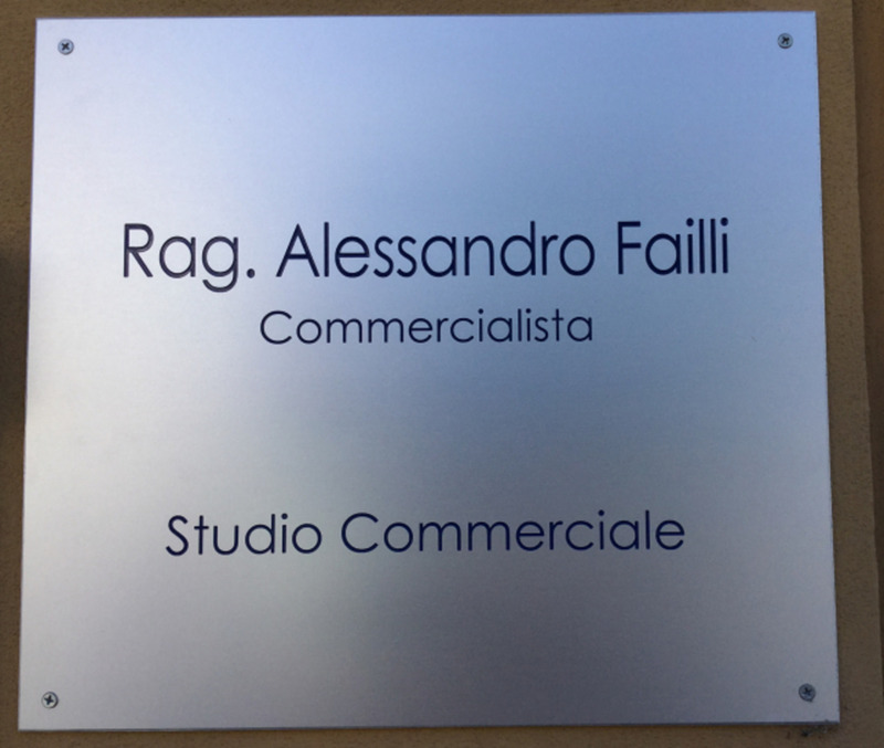 Studio Commerciale Tributario Failli