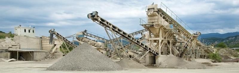 vendita sabbia e ghiaia