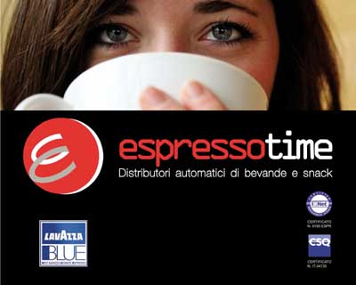 Espresso Time - Distributori Lavazza Espresso Point