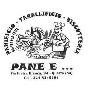 Pane E... Panifico Biscottificio Tarallificio - Biscotti e crackers Quarto