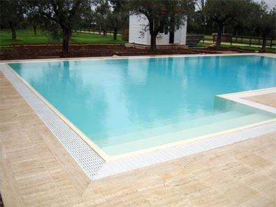 Piscine prefabbricate piastrelle per piscina a latina quartiere