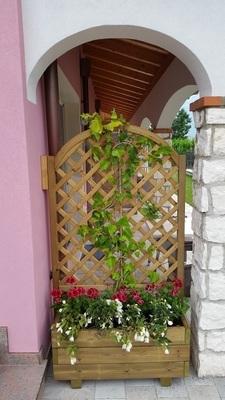 Grigliato - fioriera - divisoria - Garden Center Bernardi