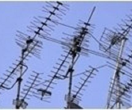 assistenza antenne tv