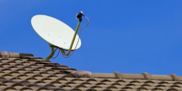 Antenna satelitare