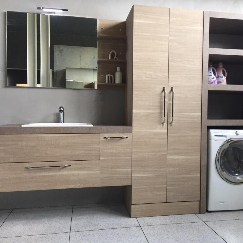 Composizione mobile lavanderia