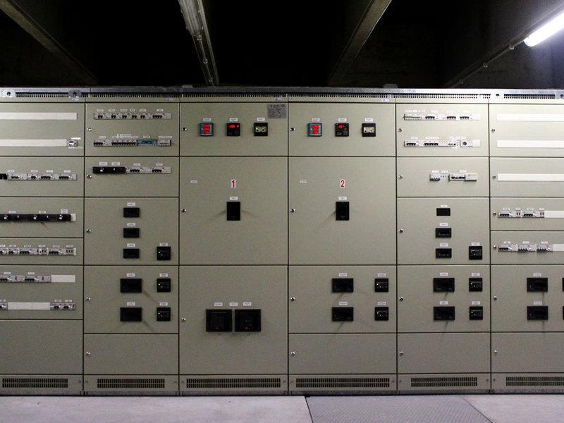 Impianti elettrici di media e bassa tensione