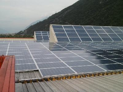 Preventivo per canobbio group srl impianti tecnologici - Pannelli solari per piscina ...