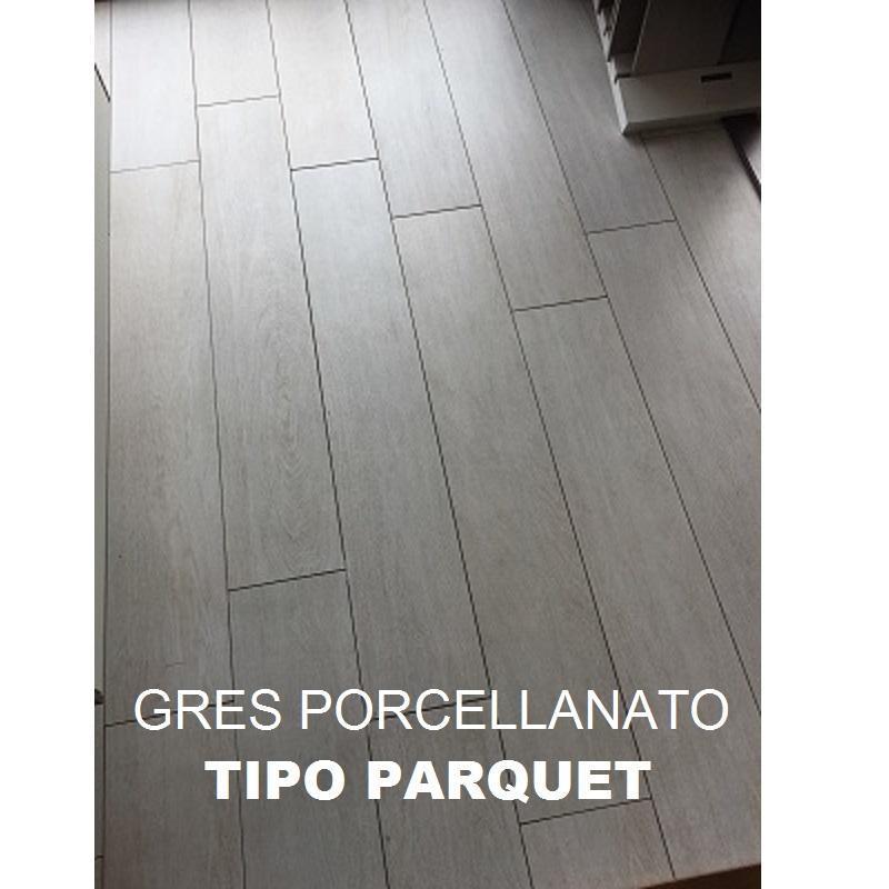 GRES PORCELLANATO TIPO PARQUET