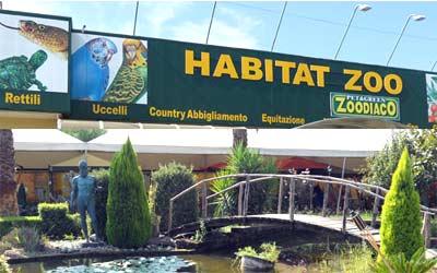 Il negozio Habitat Zoo