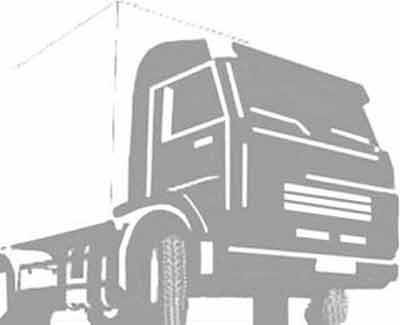 Disegno camion