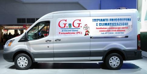 furgone azienda