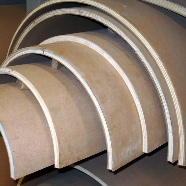 Curvati in legno
