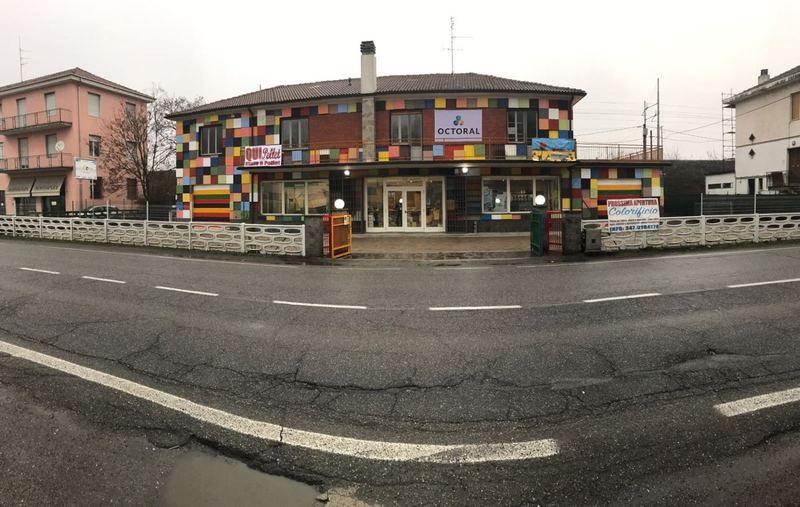 Locazione del negozio
